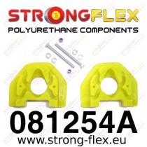STRONGFLEX MOTORFELFÜGGESZTÉS BETÉT BAL ALSÓ SPORT  Acura Integra 93-01 Acura Integra Type R 97-01 Honda Civic 91-95 Honda Civic 95-00 JAPAN Honda Civic 95-00 UK Honda CRX del Sol 92-97 Honda Integra 93-01 H Honda Integra Type R 97-01 H