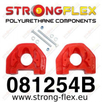 STRONGFLEX MOTORFELFÜGGESZTÉS BETÉT BAL ALSÓ  Acura Integra 93-01 Acura Integra Type R 97-01 Honda Civic 91-95 Honda Civic 95-00 JAPAN Honda Civic 95-00 UK Honda CRX del Sol 92-97 Honda Integra 93-01 H Honda Integra Type R 97-01 H