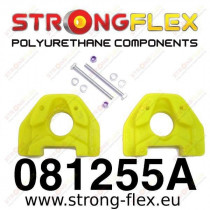 STRONGFLEX MOTORFELFÜGGESZTÉS BETÉT JOBB ALSÓ SPORT  Acura Integra 93-01 Acura Integra Type R 97-01 Honda Civic 91-95 Honda Civic 95-00 JAPAN Honda Civic 95-00 UK Honda CRX del Sol 92-97 Honda Integra 93-01 H Honda Integra Type R 97-01 H