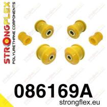 Első felfüggesztés szilent készlet SPORT Strongflex Acuraᅠ  RSX 01-06  Hondaᅠ  Civic 01-06 EP1 EP2 EP3 EP4 EU5 EU6 EU7 EU8 EU9 EV1 EM2 ES4 ES5 CR-V 02-07 Element 03-11ᅠ Integra DC5 01-06