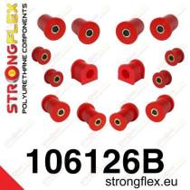 ELSŐ FELFÜGGESZTÉS STRONGFLEX SZILENT KÉSZLET MazdaᅠMX-5 MazdaᅠNA 89-98