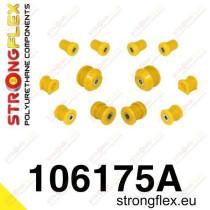 Első felfüggesztés szilent készlet SPORT Strongflex Mazda RX-8