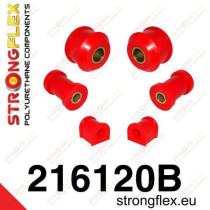 ELSŐ FELFÜGGESZTÉS STRONGFLEX SZILENT KÉSZLET ToyotaᅠCelica VI 94-99 ToyotaᅠCelica VI ST202 94 - 99 ToyotaᅠCelica VI ST204 94 - 99