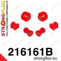 Első felfüggesztés szilent készlet SPORT Strongflex Toyota Celica VII 99-06