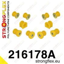 Első felfüggesztés szilent készlet SPORT Strongflex Toyota Supra 93-02 Toyota / Lexus Soarer SC300 SC400 91-00