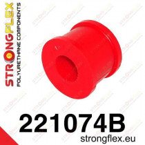 STRONGFLEX ELSŐ STABILIZÁTOR KÜLSŐ RÖGZÍTŐ Seat Cordoba Seat Cordoba Vario Seat Ibiza II 93-02 Seat Toledo Seat Toledo 92-99 Skoda Felicia Volkswagen Caddy II Volkswagen Caddy II Kasten Volkswagen Caddy II Pick-Up Volkswagen Golf II Volkswagen Golf III Vo