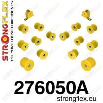 Hátsó felfüggesztés szilent készlet SPORT Strongflex  SubaruᅠSVX C12 91-97