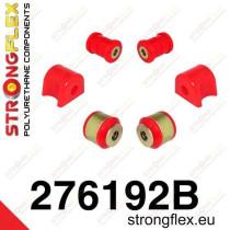 Első felfüggesztés szilent készlet SPORT Strongflex Subaru BRZ Toyota GT86 Scion FR-S