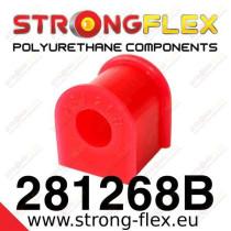 Hátsó stabilizátor szilent SPORT Strongflex Nissan 200SX S13 88-93 Nissan 200SX S14 94-99 Nissan SkylineᅠR32 89-94 Nissan SkylineᅠR33 93-98 Nissan SkylineᅠR34 97-02