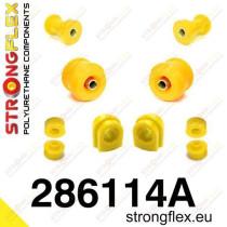 Első felfüggesztés szilent készlet Strongflex Nissanᅠ200SX S14 94-99