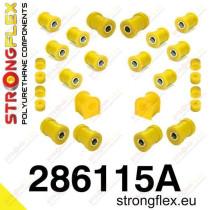 STRONGFLEX HÁTSÓ FELFÜGGESZTÉS SZILENT KÉSZLET SPORT  Nissanᅠ200SX S14 94-99