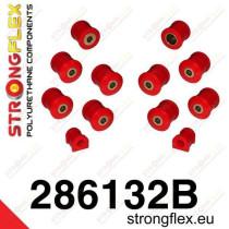Hátsó felfüggesztés szilent készlet SPORT Strongflex NissanᅠPatrol Y60 87-97