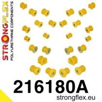 Strongflex Teljes felfüggesztés szilent készlet SPORT Toyota Supra 93-02 Toyota / Lexus Soarer SC300 SC400 91-00ᅠ