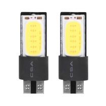 CLASSIC T10 2COB LED Fehér SMD-COBT 10x5W