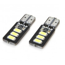 I CANBUS T10 6SMD Fehér SMD-T10-6CANBUS-SMD