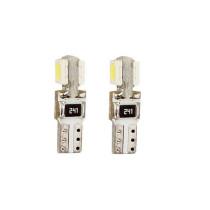 T5 canbus fehér műszerfal LED izzó SMD-T5/2SMD/5050