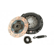 COMPETITION CLUTCH kuplung szett Subaru WRX STI 2.5T 6-speed Pull Style 240mm 240mm Organic TWIN DISC