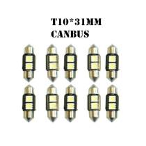 10db/csomag CANBUS 3SMD LED LA513C-31CS Szofita hűtőbordas