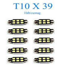 10db/csomag 6SMD LED SMD-10X39-6SMD Szofita