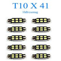 10db/csomag 6SMD LED SMD-10X41-6SMD Szofita