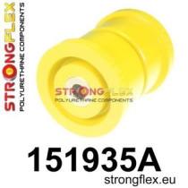 Hátsó híd szilent Strongflex Renault Megane II 02-08 Megane II RS, R26, CUP 02-08 Megane III 08-16 Megane III RS 08-16 Scenic II 03-09 Grand Scenic II 03-09 Scenic III 09-16 Grand Scenic III 09-16