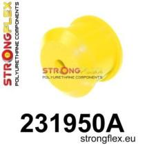 Hátsó hídkeret hátsó szilent Strongflex