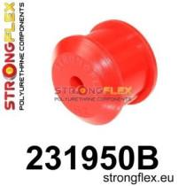 Hát hídkeret hátsó szilent Strongflex Volvo 740 84-90 940 90-98