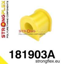 Első stabilizátor szilent SPORT STRONGFLEX Porsche 911 69-89