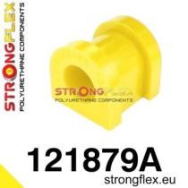 Első stabilizátor szilent STRONGFLEX CITROËN C-CROSSER 07-12 C4 AIRCROSS 10- MITSUBISHI LANCER VIII 08- ASX 10- OUTLANDER II 06-13 OUTLANDER III 12- PEUGEOT 4007 07-12 4008 12-16