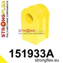 Első stabilizátor szilent 20 mm SPORT Strongflex Renault Clio III (tylko model 2.0) Megane II 02-08 Megane II RS, R26, CUP 02-08 Scenic II 03-09 Grand Scenic II 03-09