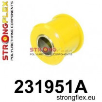 Hátsó panhard összekötő rúd a tengelyhez szilent Strongflex Volvo 740 84-90 940 90-98