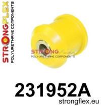 Hátsó panhard összekötő rúd a karosszériához szilent Strongflex Volvo 740 84-90 940 90-98