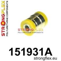 Első alsó összekötő első szilent STRONGFLEX Renault Megane II 02-08 Megane II RS, R26, CUP 02-08 Scenic II 03-09 Grand Scenic II 03-09