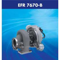 Turbosprężarka Borg Warner EFR-7670