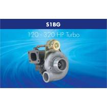 Turbofeltöltő Borg Warner AirWerks S1BG