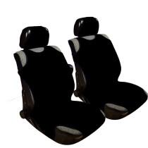 2db-os Trikó üléshuzat fekete Szivacsos anyag UL-AG23087BK