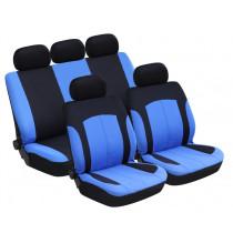 Univerzális üléshuzat UL-TY1686 kék -fekete
