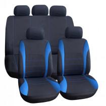 Univerzális üléshuzat UL-TY1842BKB kék -fekete