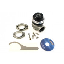 Külső Wastegate Turbosmart Comp-Gate 40MM 1,0 Bar Black V-Band
