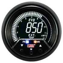 Óra, kijelző, műszer  AUTO GAUGE EVO PEAK 60mm - Kipufogógáz hőmérséklet