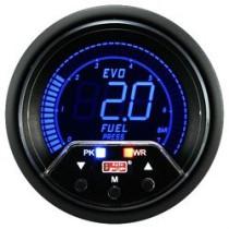 Óra, kijelző, műszer  AUTO GAUGE EVO PEAK 60mm - Benzinnyomás