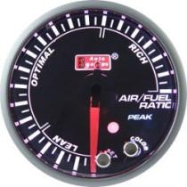 Óra, kijelző, műszer  AUTO GAUGE PK 52mm 10 színű háttérvilágítás  - AFR