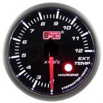 Óra, kijelző, műszer  AUTO GAUGE SM 52mm - Kipufogógáz hőmérséklet