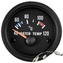 Óra, kijelző, műszer  AUTO GAUGE TRUCK GAUGE 52mm - Vízhőmérséklet  40-120 C