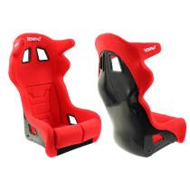 Sport ülés Bimarco Grip piros HANS FIA homológ