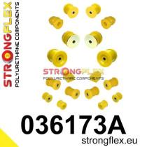 Strongflex Teljes felfüggesztés szilent készlet SPORT BMW E32 E34