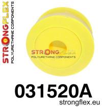 Strongflex Első lengőkar hátsó szilent Sport sárga BMW E46 XI XD