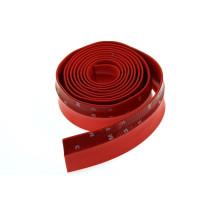Öntapadós Gumi toldat lökhárító aljára piros színben