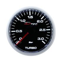 DEPO óra, műszer CSM 52mm - TURBO Mechanikus 0 to 3 BÁR turbónyomás mérő