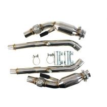 Downpipe AUDI S4 4.2 V8 QUATTRO B6 B7